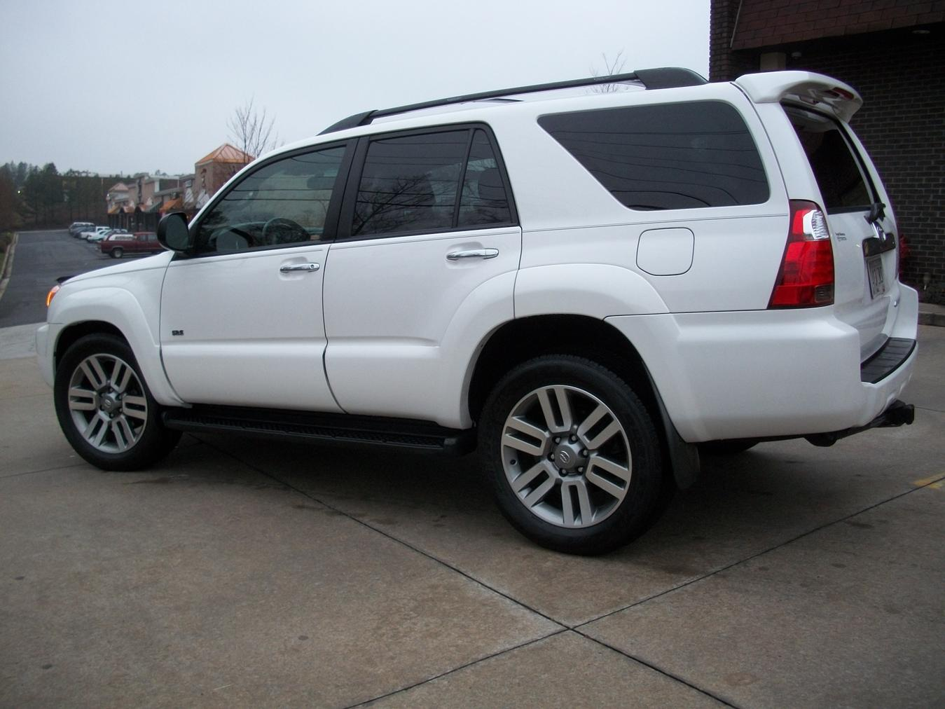 Check It Out Le 20 S On 4th Gen Toyota 4runner Forum