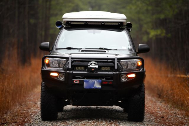 2013 Toyota 4runner Equipt Edition Build Page 8
