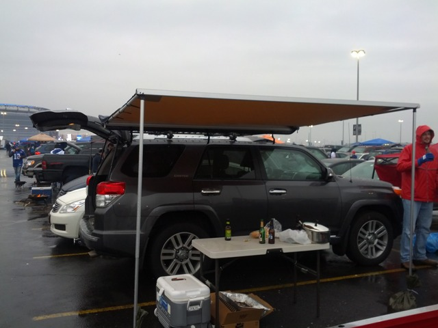 Rack Mounted Awnings Any Long Term Reviews Yet Page 2
