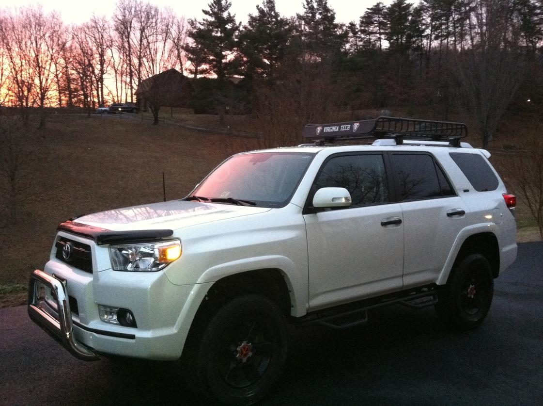 Any lifted 4Runners with stock tire size? - Toyota 4Runner Forum ...