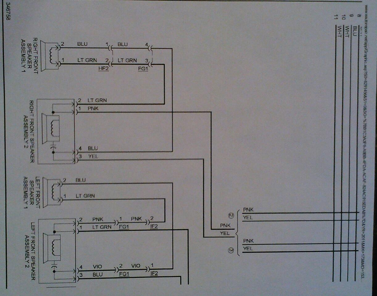 Location Of Factory Amplifier Toyota 4runner Forum Largest Spwakers 4 Ohm Wiring Diagram Door Attached Img300 1 1350 Kb