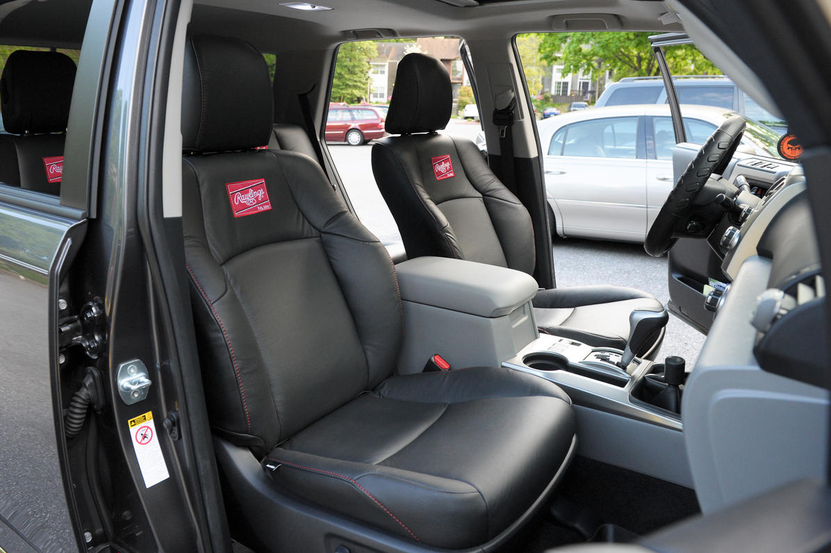 lets see your leather toyota tundra