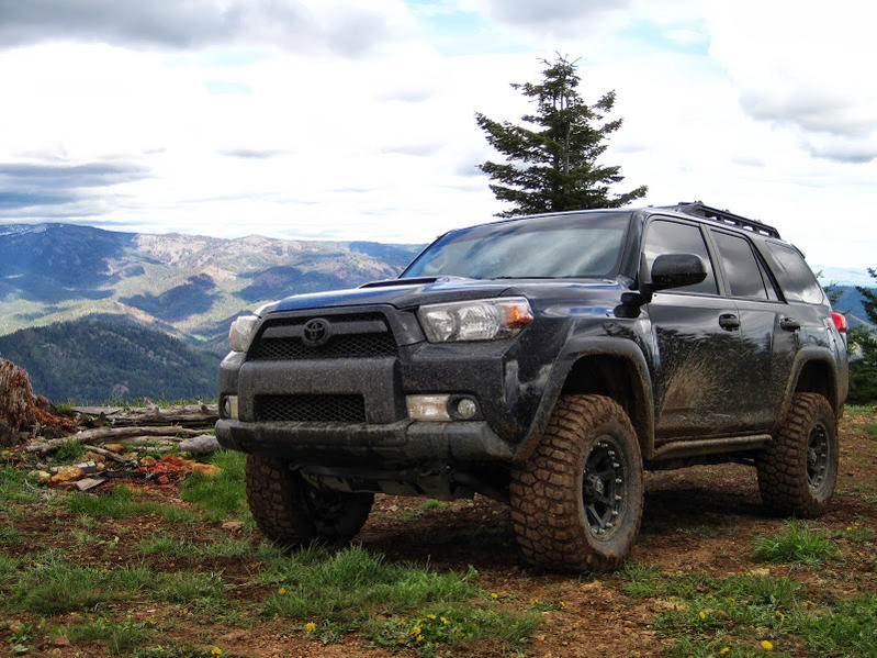 official 5th gen t4r off road pics page 43 toyota 4runner forum largest 4runner forum. Black Bedroom Furniture Sets. Home Design Ideas