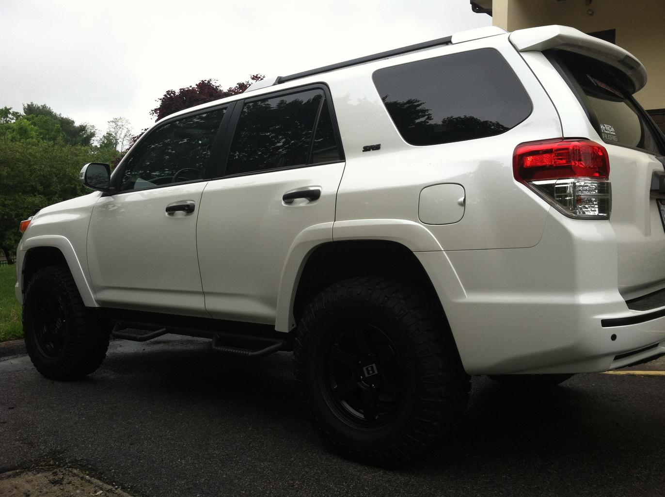 Best Looking Black Wheels 2010 4runner Page 2 Toyota