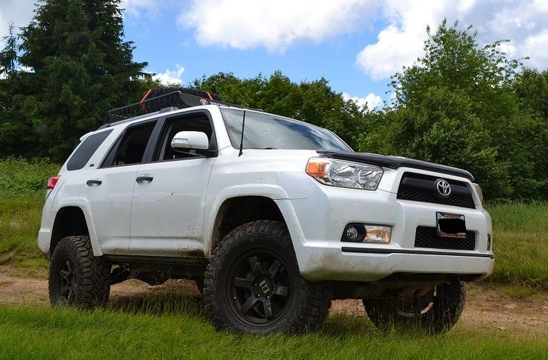 Official 5th Gen T4r Off Road Pics Page 45 Toyota