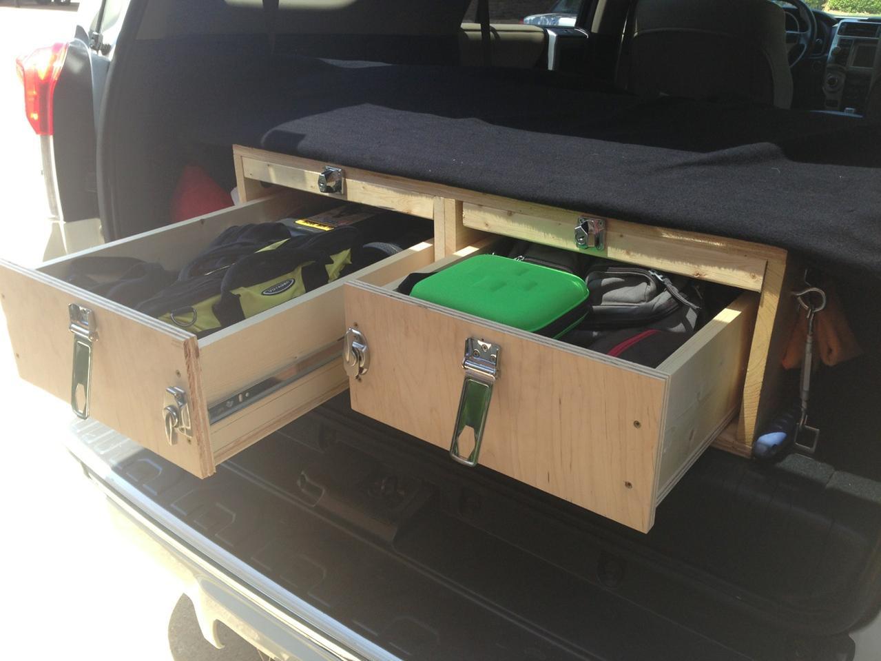 Storage Drawers I Should Ve Taken Wood Shop In High