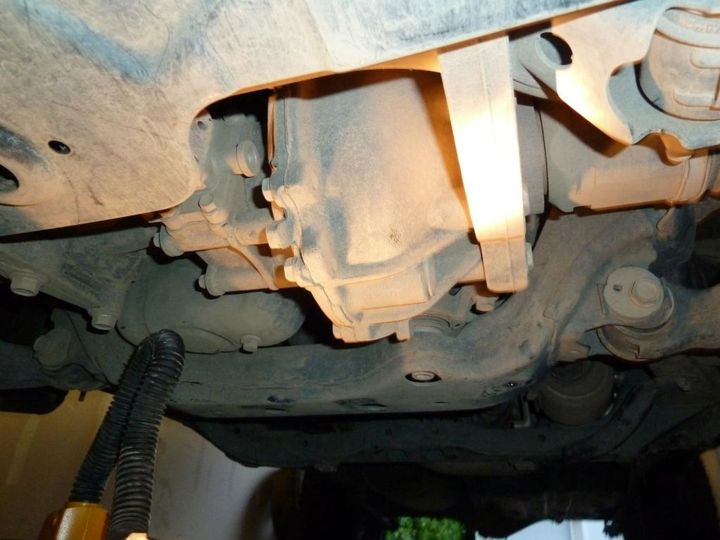 Front and Rear Diff fluid change - Toyota 4Runner Forum