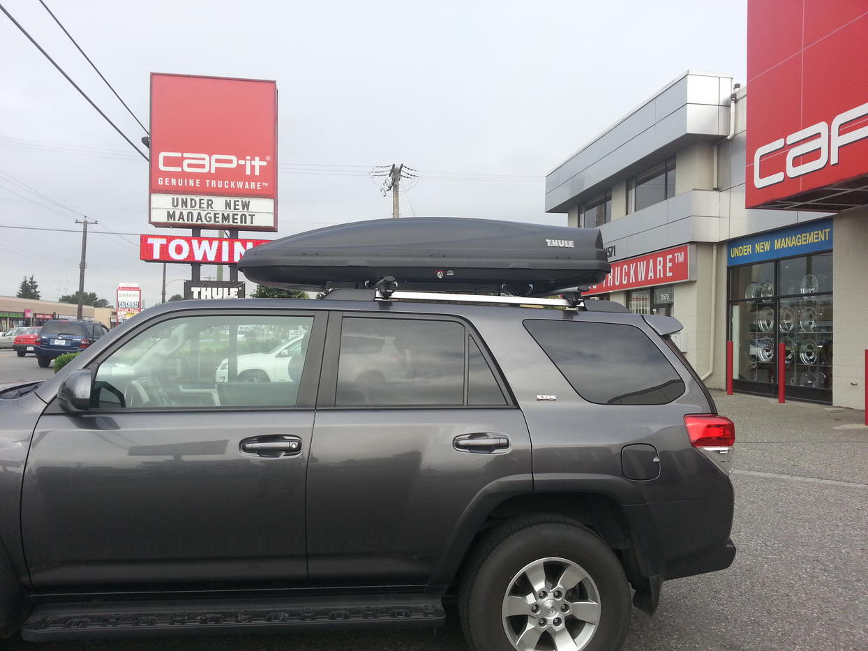 Thule Force Xl >> Thule Force L Or Xl Toyota 4runner Forum Largest