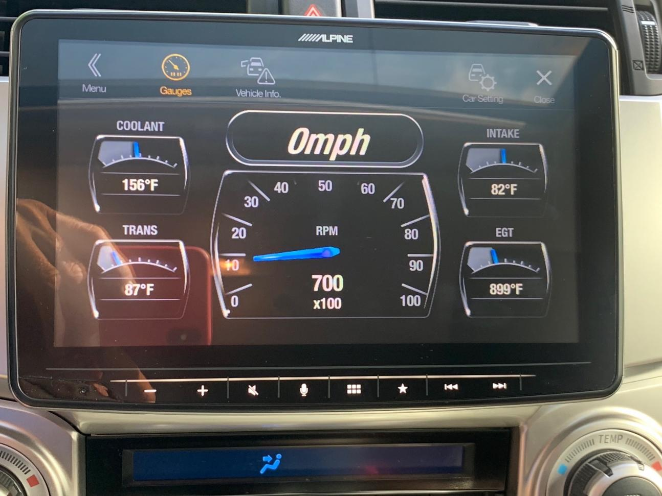You think the Apple CarPlay Radio will mount into the 5th gen?-img_0587-jpg