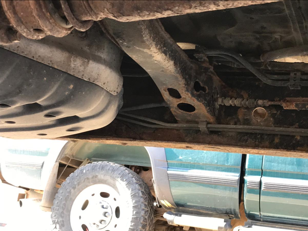 2005 Tundra frame rust question - Toyota 4Runner Forum - Largest ...