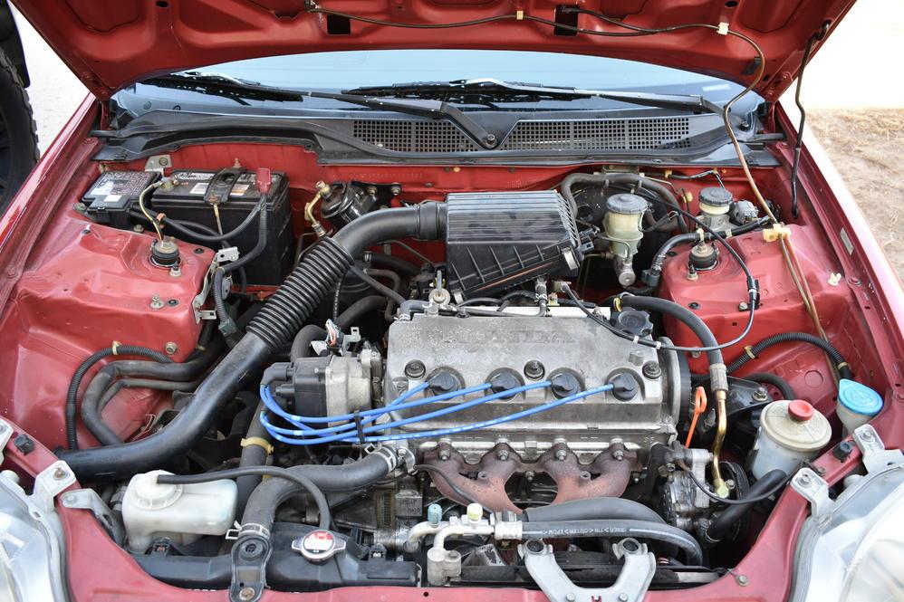 99 civic engine
