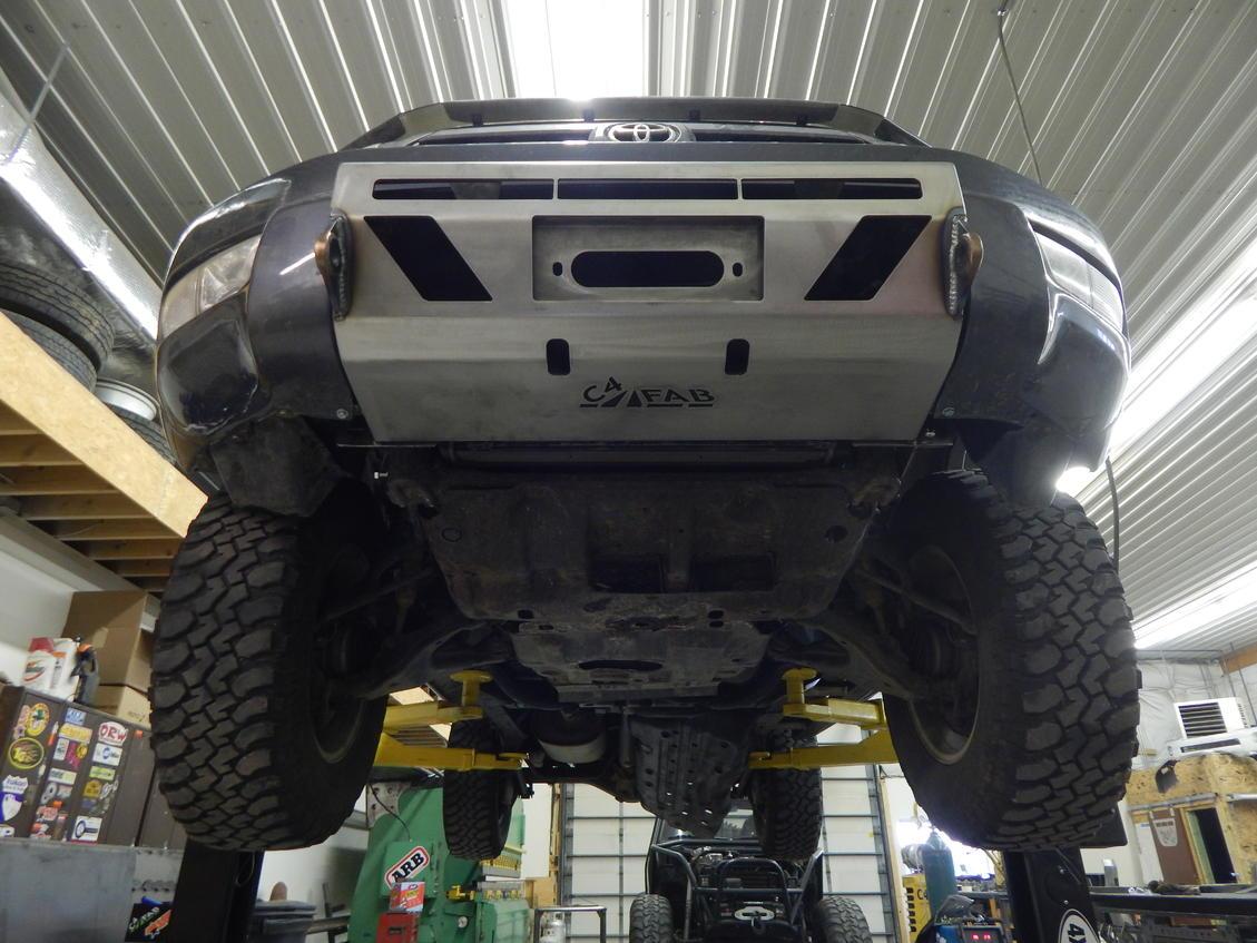 C4 FAB early 4th gen (03-05) Lo-Pro winch bumper install guide.-dscn4479-jpg