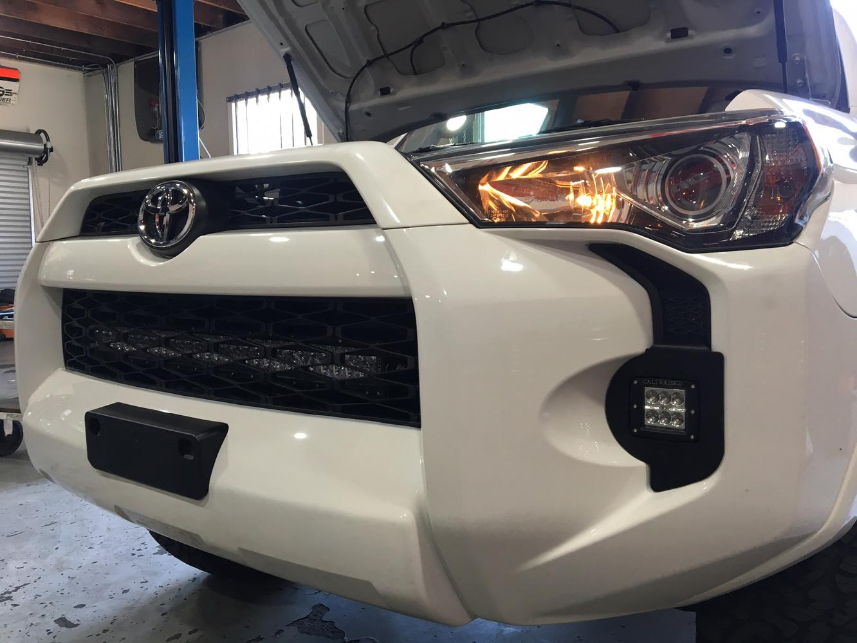 2014-2017 Toyota 4Runner Fog Light LED Pod Replacement-img_2533-jpg