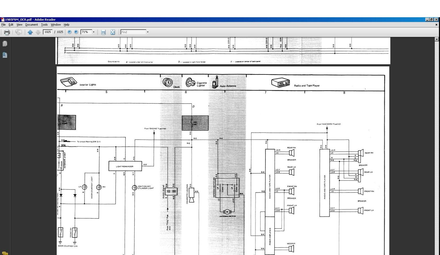 7mgte vacuum diagram, 7mgte wire harness diagram, engine compartment diagram, on 89 7mge engine wiring diagram