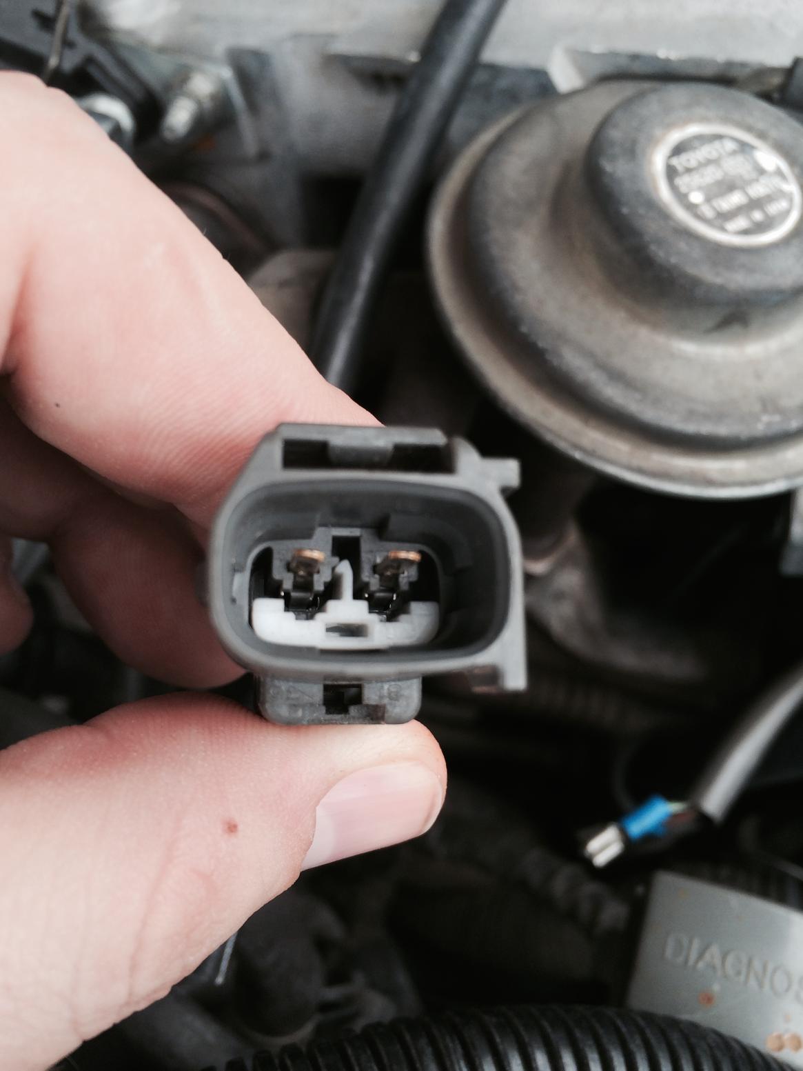 EGR Code 71 Problem - Toyota 4Runner Forum - Largest 4Runner