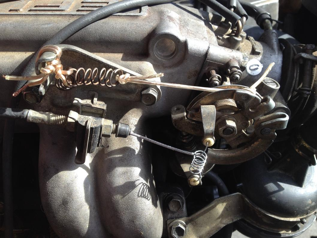 Throttle not returning! - Toyota 4Runner Forum - Largest