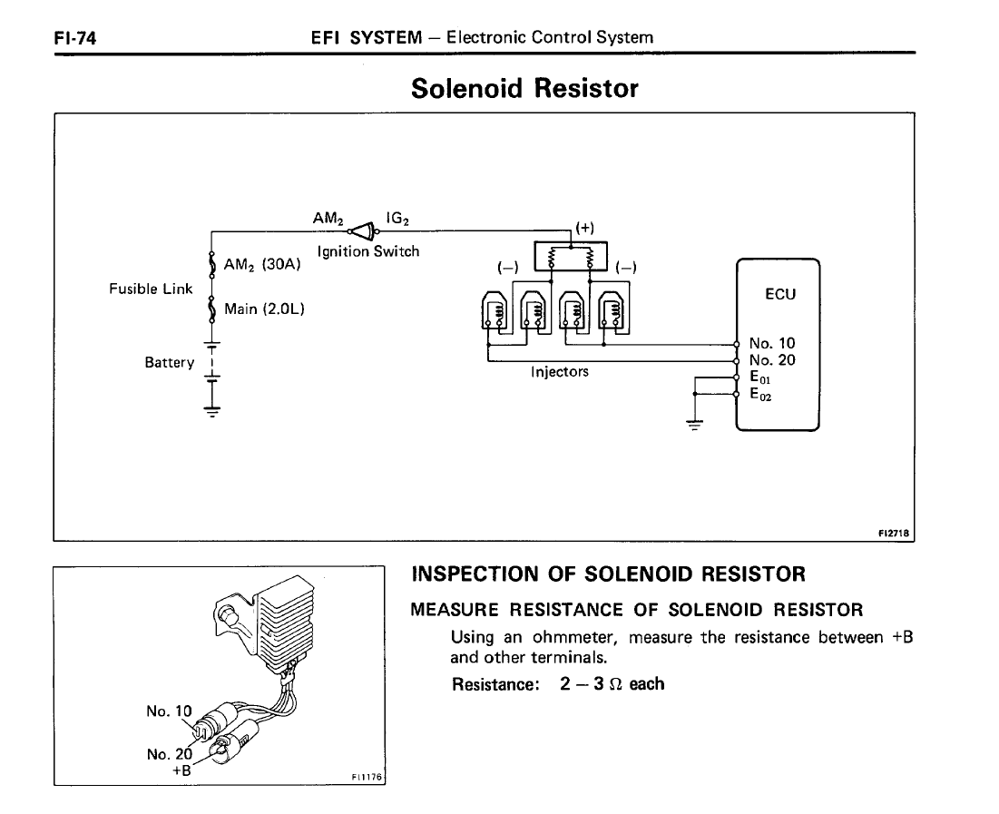 22re cold start wiring diagram 1987 22rte need some assistance toyota 4runner forum largest  toyota 4runner forum