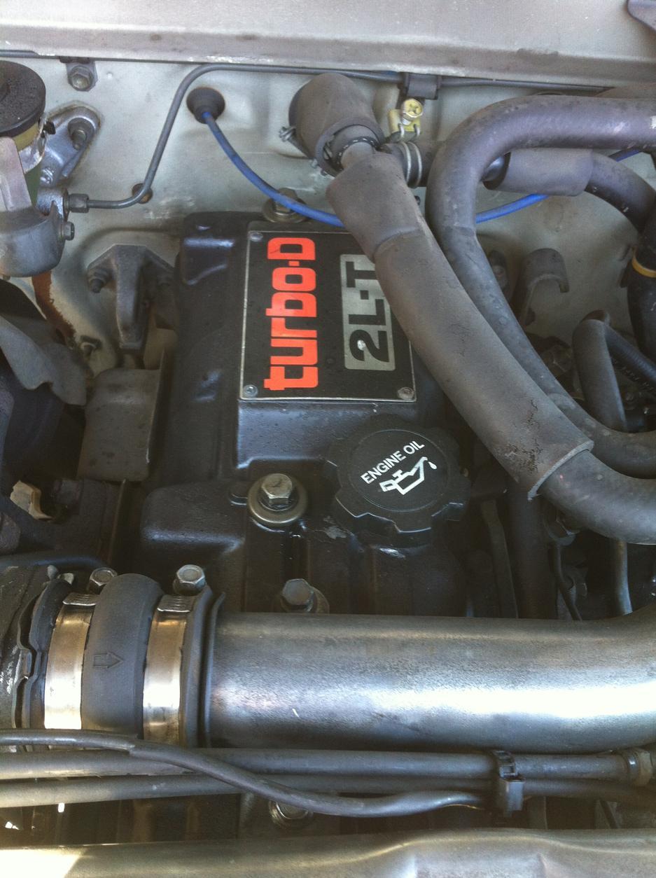1988 Ln61 4runner Rhd 2l T 2 4l Turbo Diesel Toyota 4runner Forum