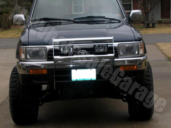 toyota push bar. brushguard brushguardfordodge