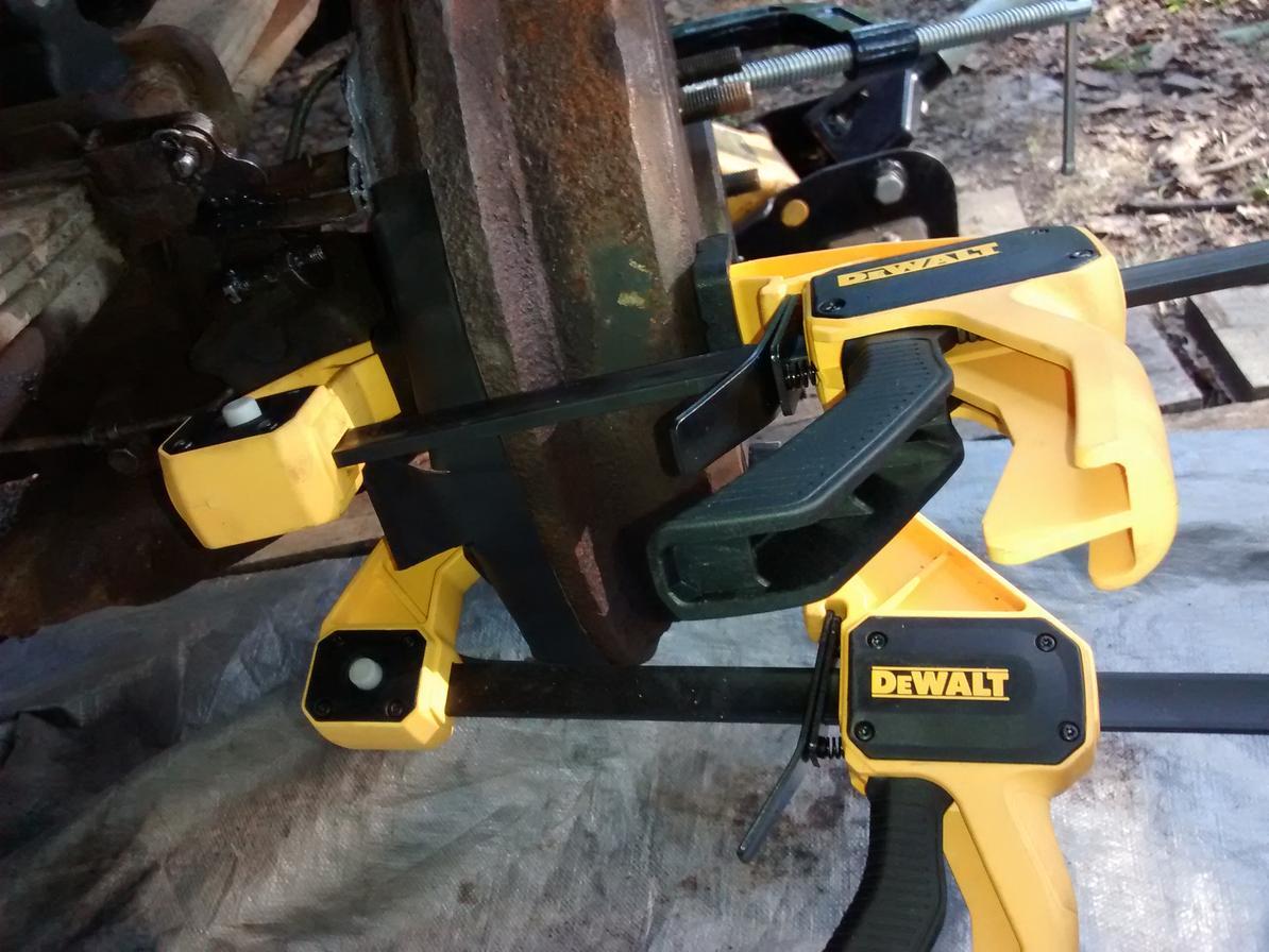 Rear Brake Backing Plate Sheild Rebuild-img_20150804_180233552-jpg