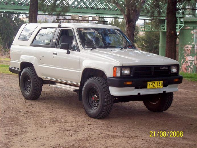aussie 1st gen toyota 4runner forum largest 4runner forum. Black Bedroom Furniture Sets. Home Design Ideas