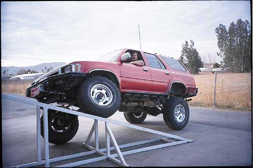 Solid front Axle Swap Questions - Toyota 4Runner Forum