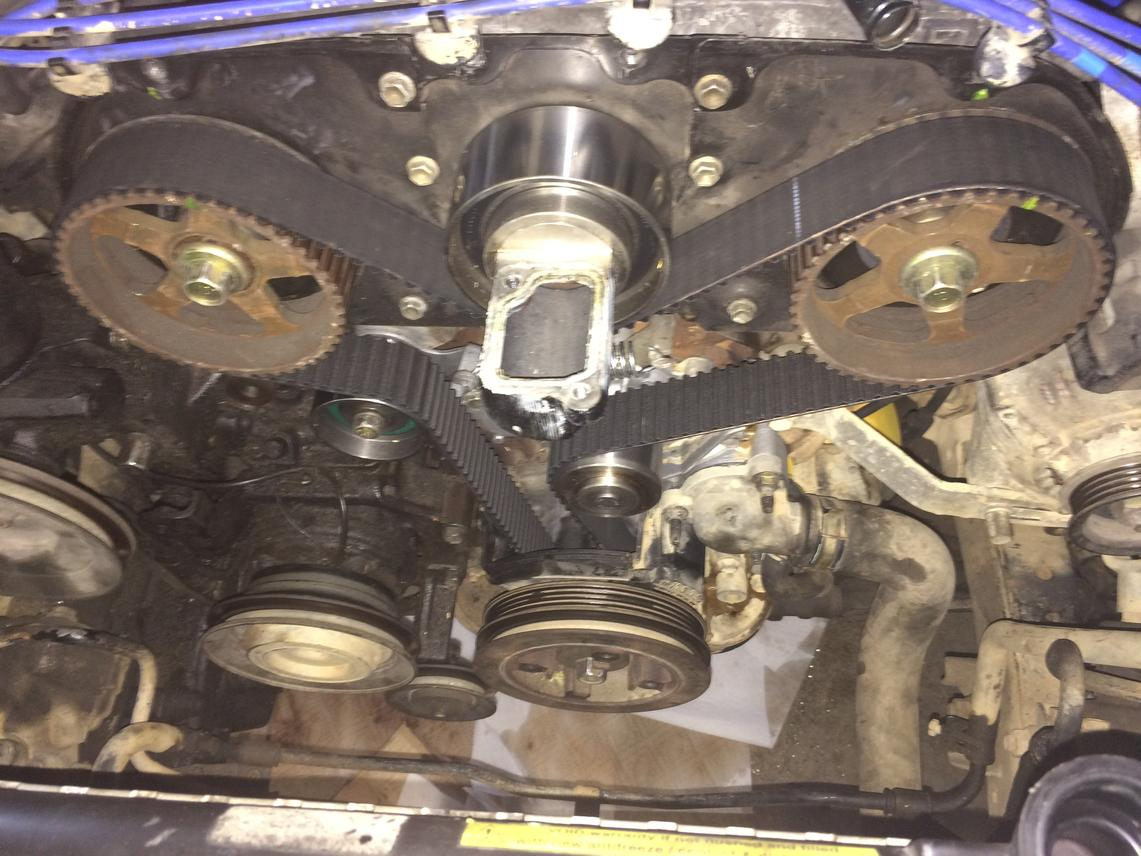 3VZE Timing belt issue - Toyota 4Runner Forum - Largest 4Runner Forum