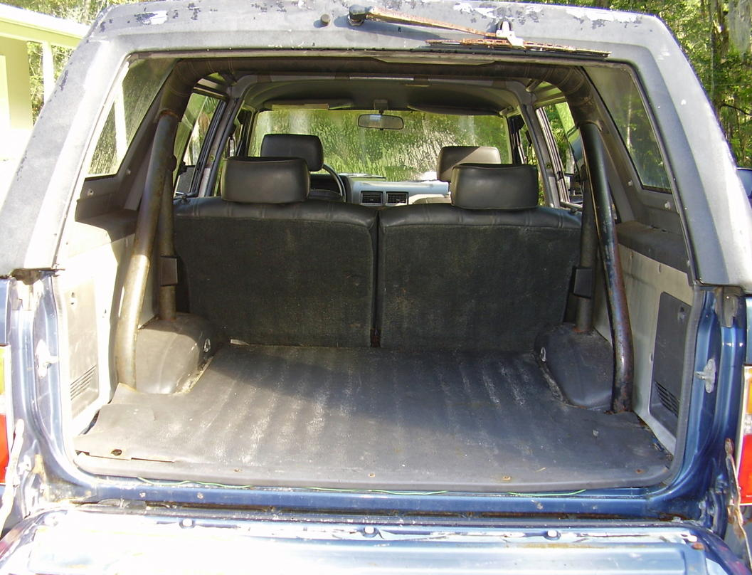 Toyota 4runner 1994 Interior The Amazing Fuse Box Location 19901995 4 Runner Right Front Passenger Door Panel Grey Oem Source Project 88 Restore Forum Largest
