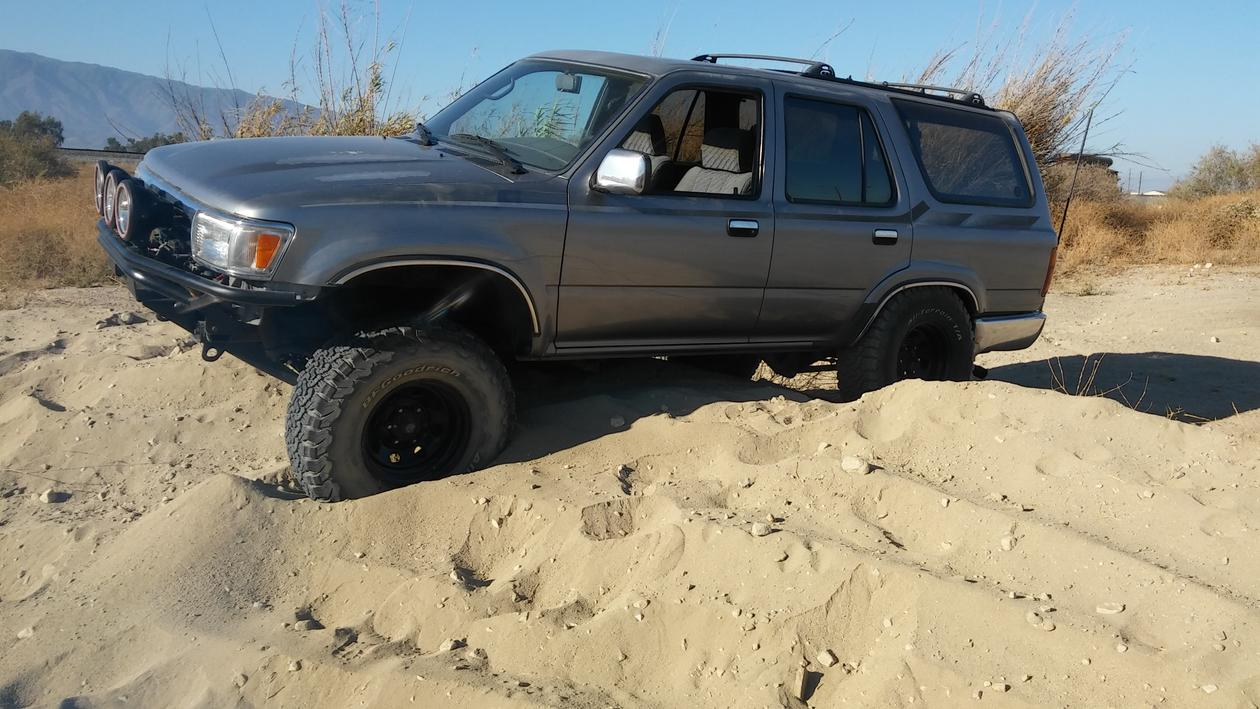 It S Finally Hitting Home I Have A 2nd Gen 4runner The Unloved Gen Page 2 Toyota 4runner Forum Largest 4runner Forum