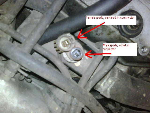 Toyota Highlander 02 Sensor Location on toyota tacoma airbag sensor location