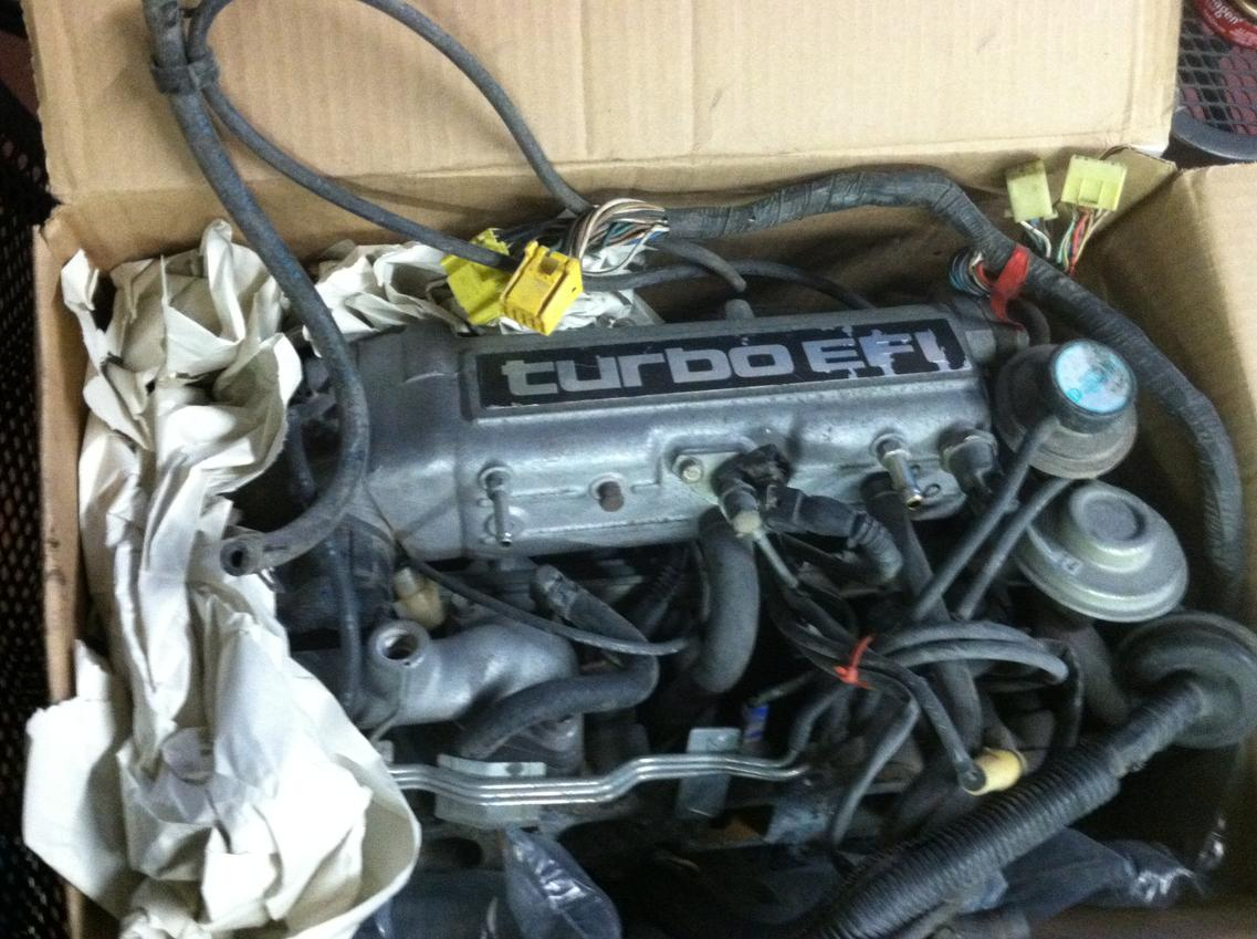 1989 4Runner 1UZ engine swap - Page 2 - Toyota 4Runner Forum