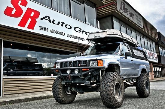 Grill Swap Toyota 4runner Forum Largest 4runner Forum