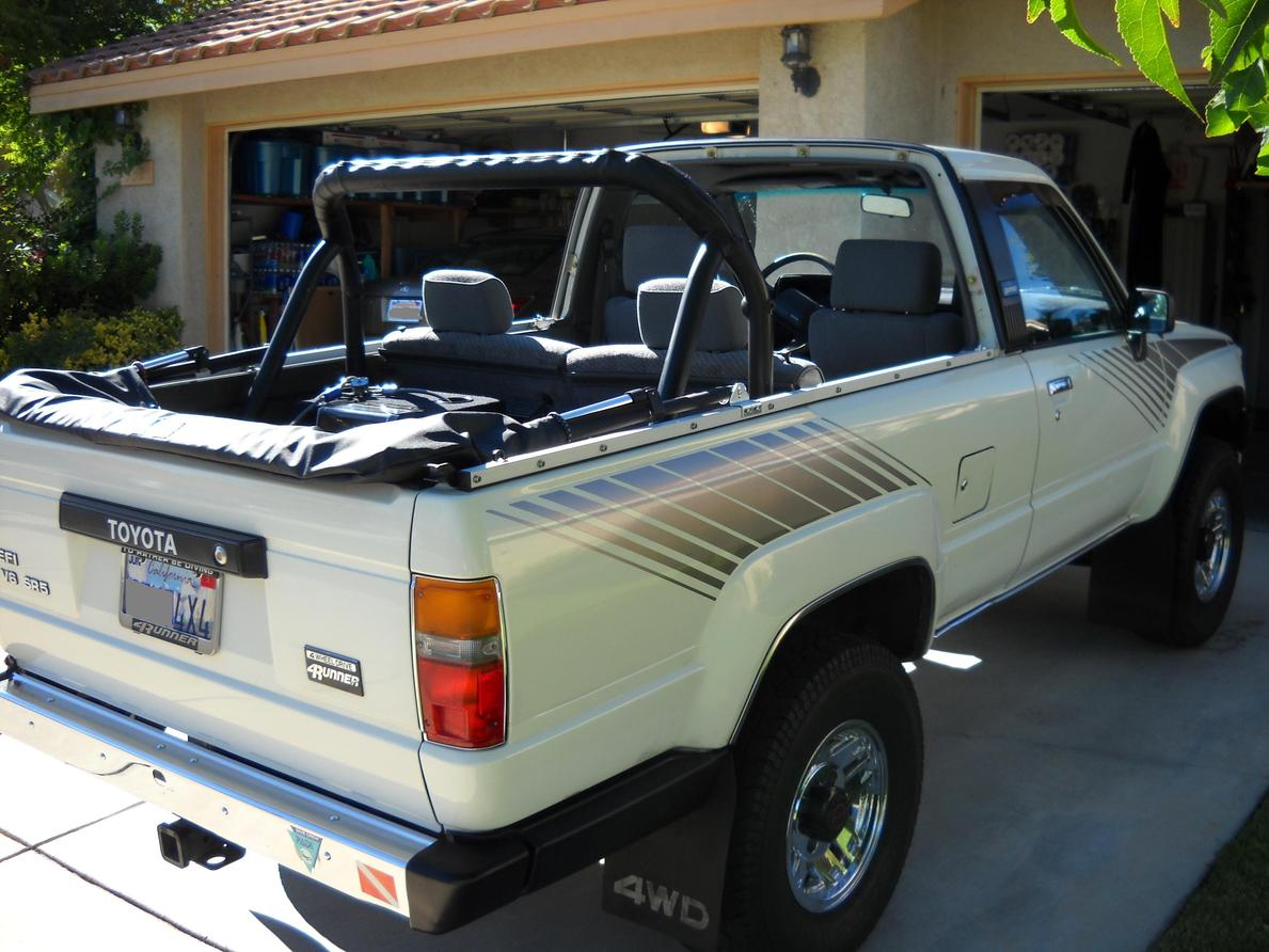 88 4runner Interior Related Keywords Suggestions 88