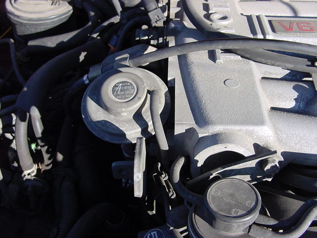 EGR valve removal help - Toyota 4Runner Forum - Largest 4Runner Forum