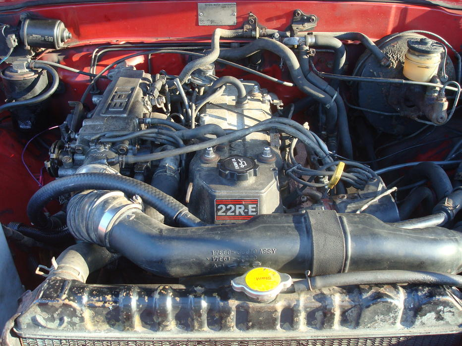 1988 22RE engine surges with moderate accelerating ...