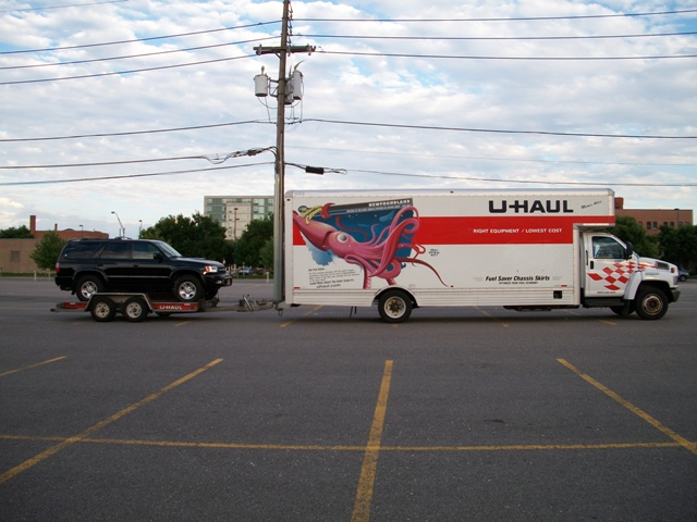 how to hook up uhaul trailer lights Trailer wiring basics for towing chance of being able to hook up the lights unless to tow a borrowed trailer or hook up to a new trailer.