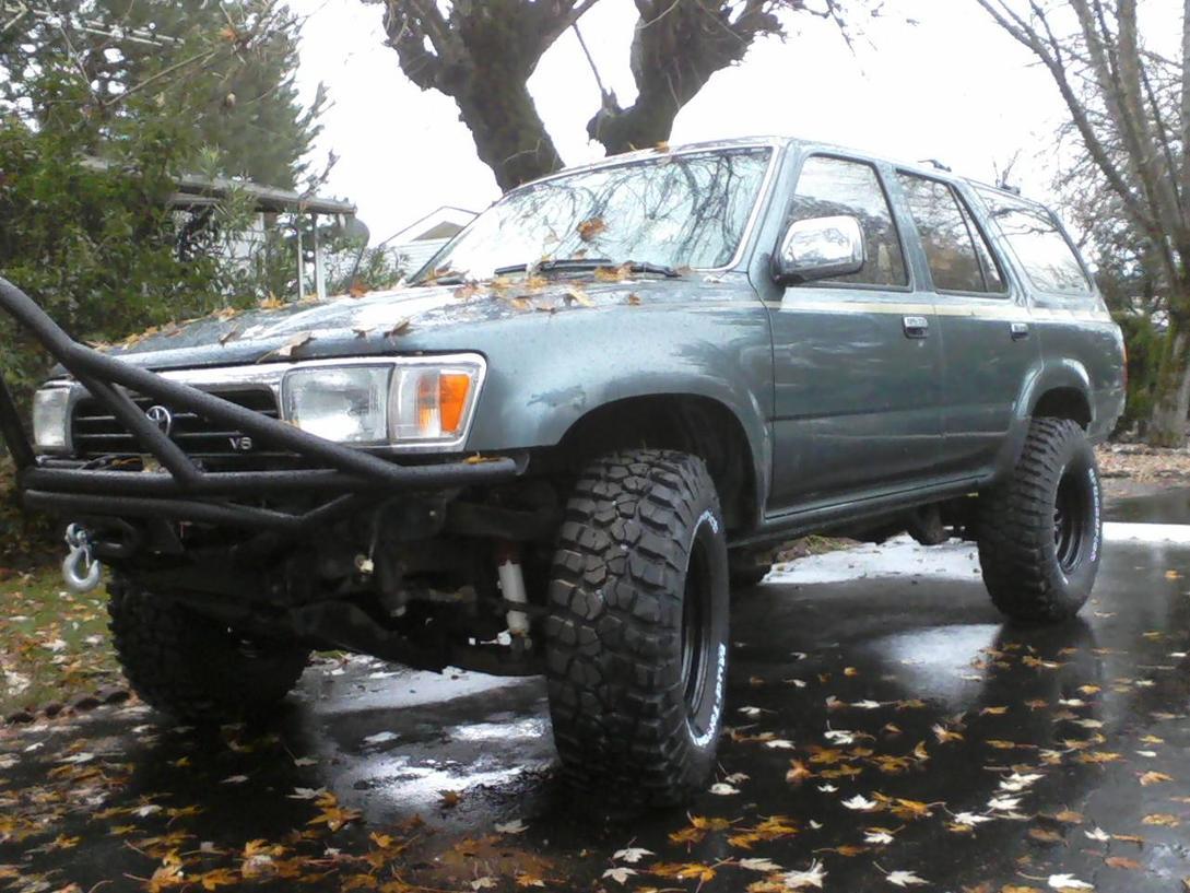 My 1992 Toyota 4runner Slow Build Forum Largest Exhaust System Quotslow Buildquot
