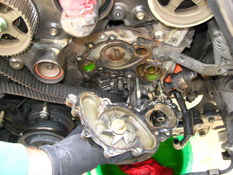 Coolant leak not the WP - Toyota 4Runner Forum - Largest