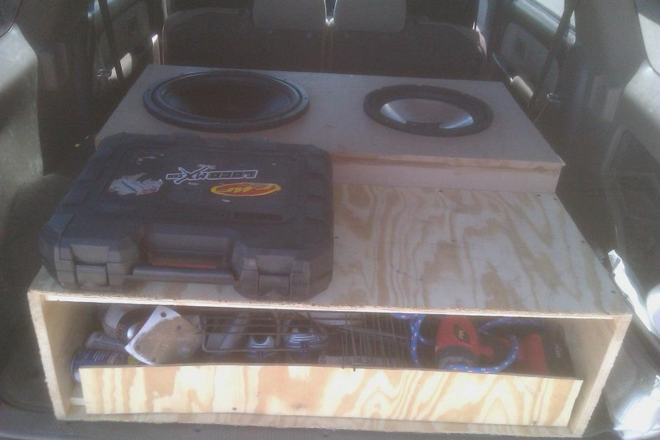 Re 1 Custom Subwoofer Enclosure Designs Images Frompo