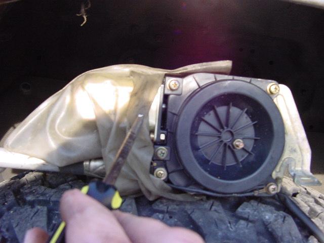 Jeep power antenna tear down + repair (motor antenna for radio.