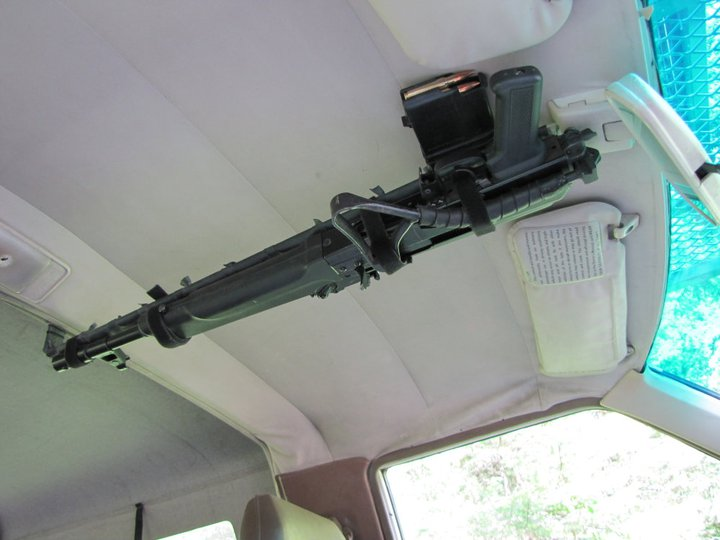 Truck Roof Gun Rack Lovequilts