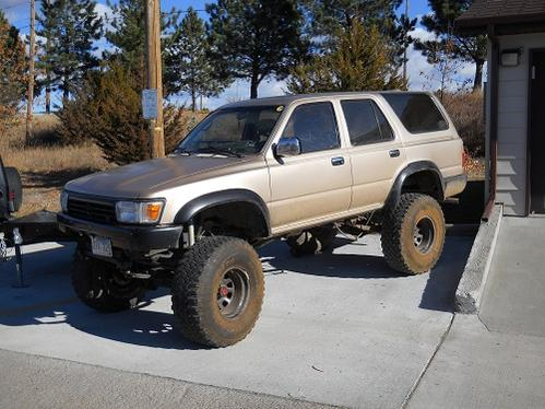 4 inch lift with 33 s toyota 4runner forum largest 4runner forum 4 inch lift with 33 s toyota 4runner