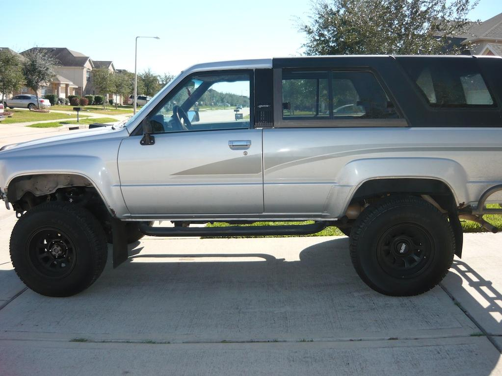 New Quot To Me Quot 1st Gen Toyota 4runner Forum Largest