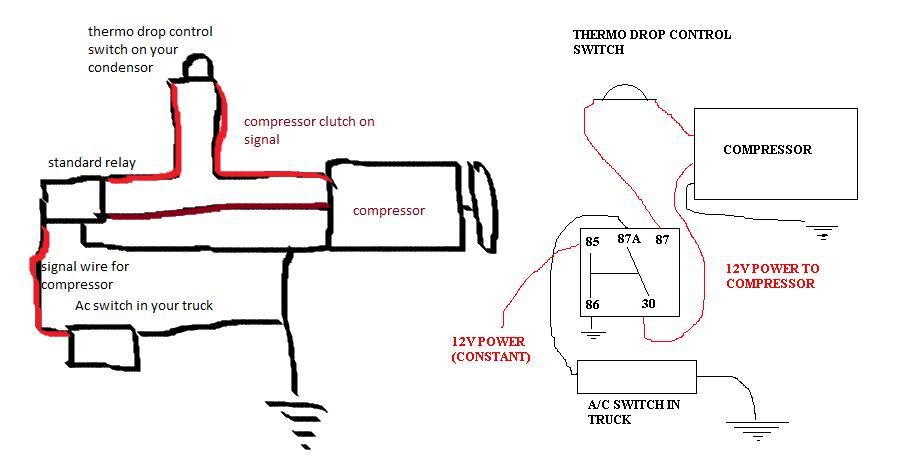 sanden compressor wiring diagram kd70h microdeo de \u2022a c upgrade toyota 4runner forum largest 4runner forum rh toyota 4runner org