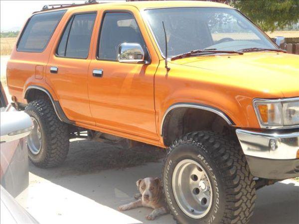 4Runner For Sale Near Me >> orange 4 runner _ not mine - Toyota 4Runner Forum - Largest 4Runner Forum