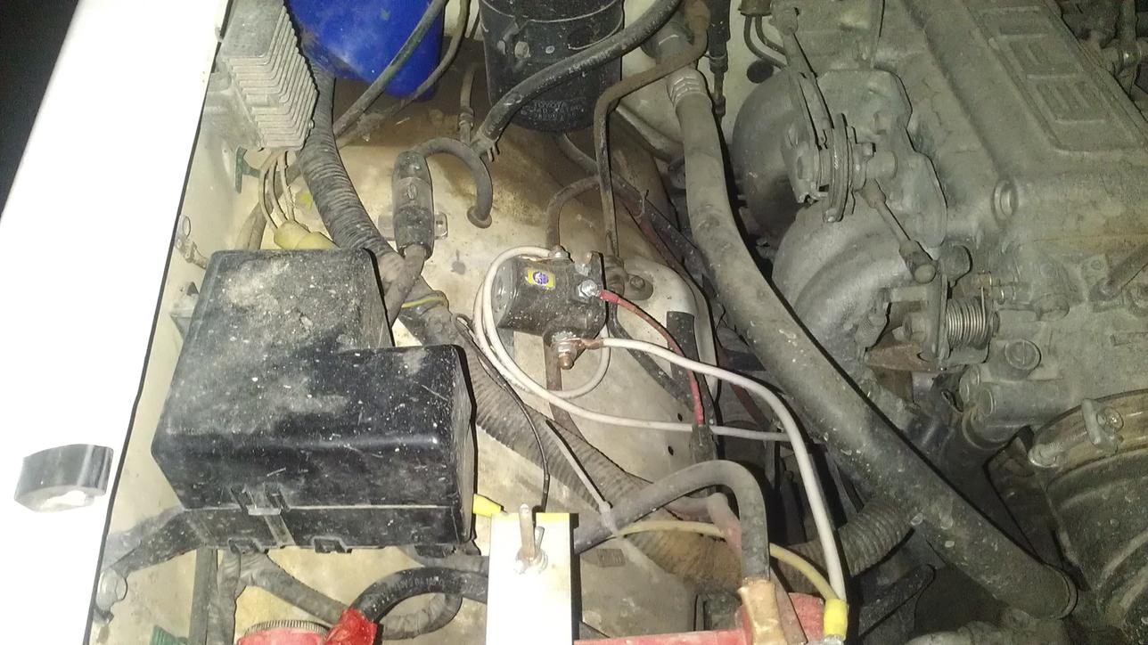 Final Fix For Intermittent No Crank On The 22re Toyota 4runner Tacoma Wiring Harness Clamp Diagram Name Imag0236 Views 50685 Size 1406 Kb