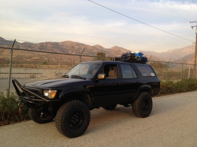 Toyota 4 Runner Modifications 5th Autos Post