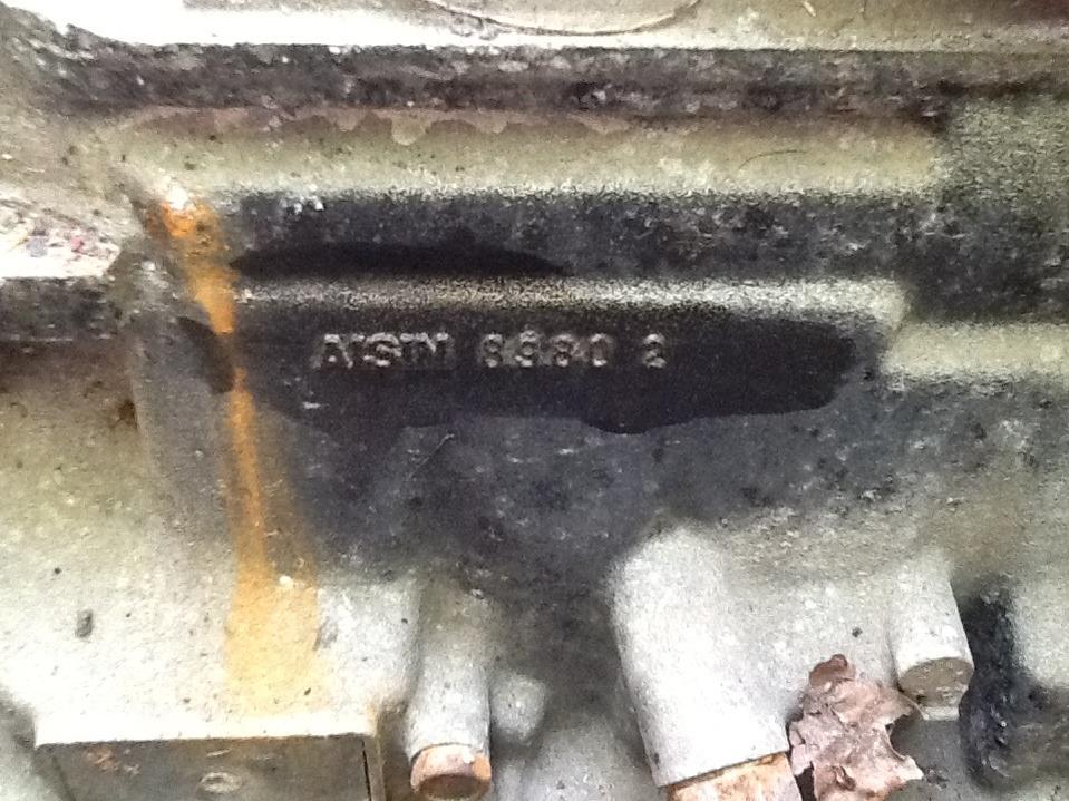 ID auto trans   is Aisin 30-80 an A340F? - Toyota 4Runner