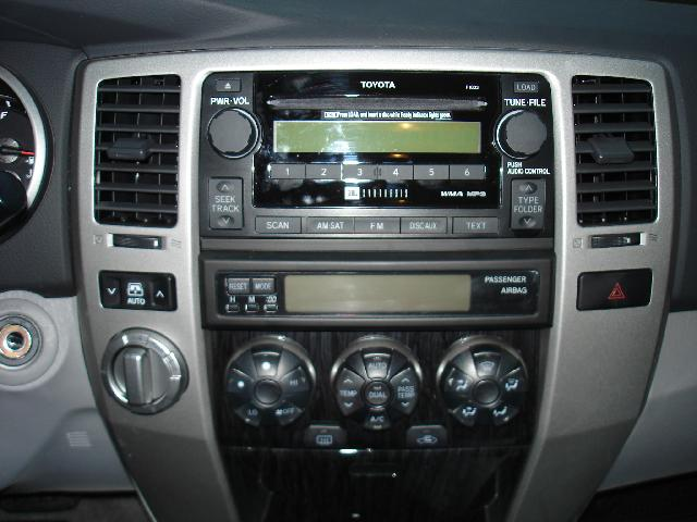 2005 toyota 4runner aftermarket stereo