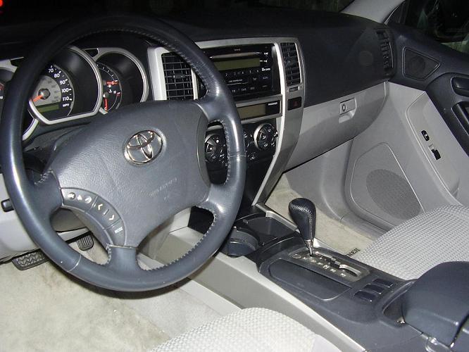 2004 Toyota 4runner Interior Amazon Com Ledpartsnow 2015 2017 Toyota 4runner Led Interior